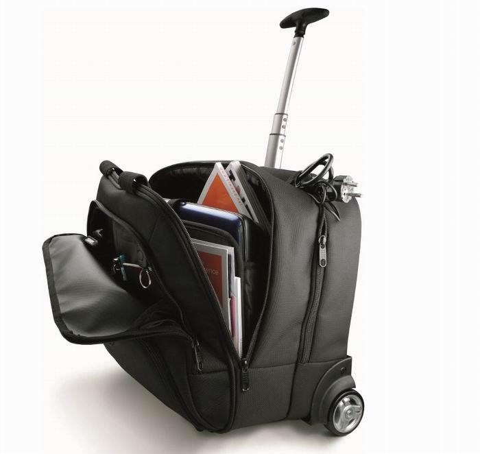 Pracovní kufr na koleèkách - zvìtšit obrázek