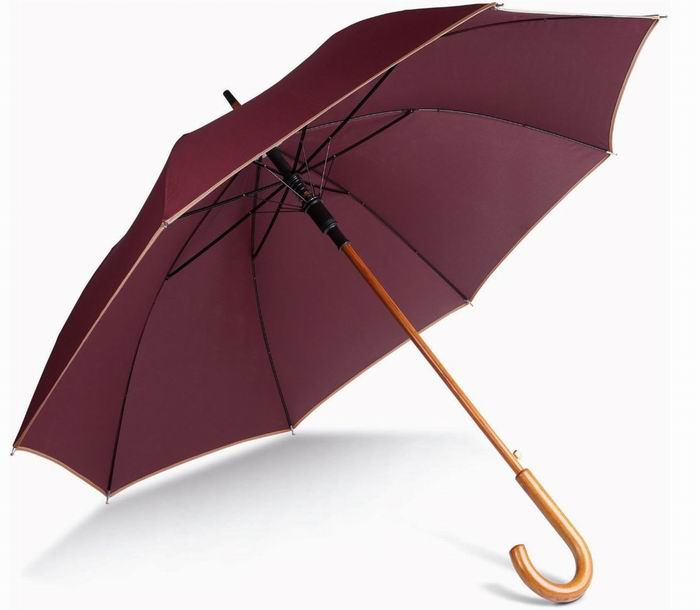 Automatický døevìný deštník