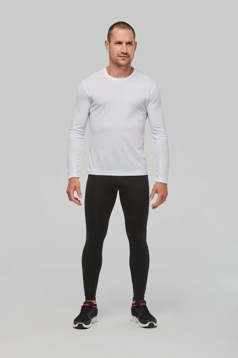 Pánské sportovní trièko dlouhý rukáv