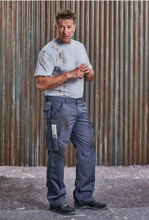 Pánské pracovní kalhoty Heavy Duty støední