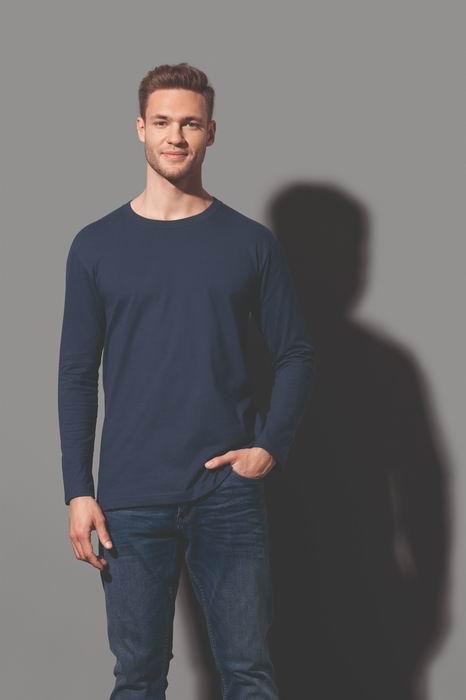 Pánské trièko Stedman Comfort dlouhý rukáv