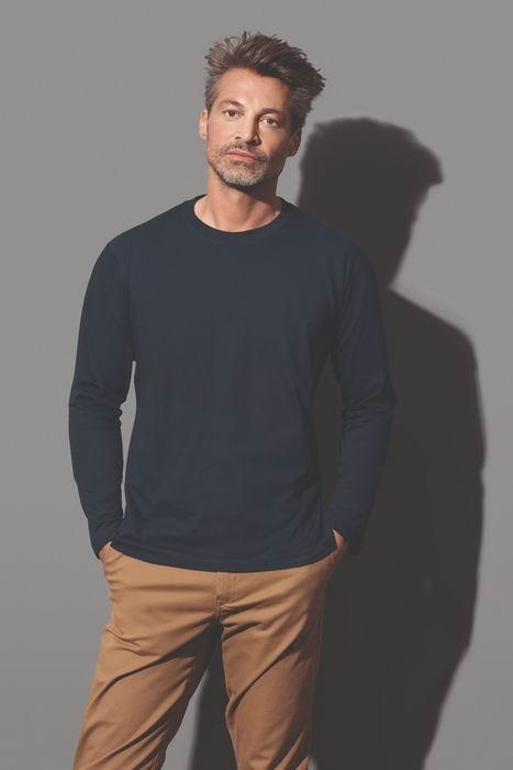 Pánské trièko Stedman Classic dlouhý rukáv