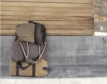 Plátìná taška pøes rameno
