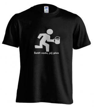 Pánské trièko s potiskem