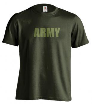 Pánské ARMY trièko