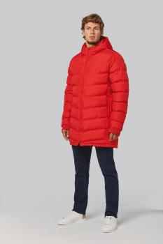 Sportovní zimní bunda s kapucí Team Sports Parka
