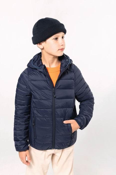 Dìtská zimní bunda s kapucí Down Jacket - zvìtšit obrázek