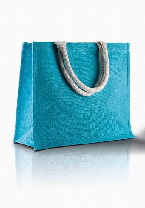 Plážová jutová taška - zvìtšit obrázek