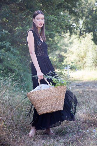 Ruènì pletený košík - zvìtšit obrázek