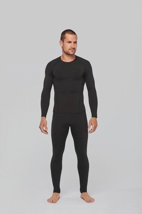 Sportovní rychleschnoucí elastické triko dl.rukáv