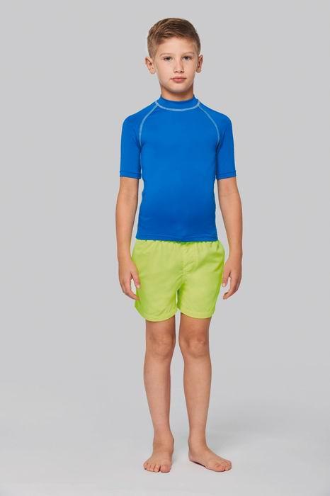 Dìtské trièko proti slunci s UV filtrem - zvìtšit obrázek