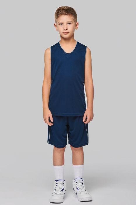 Dìtský basketbalový dres - tílko