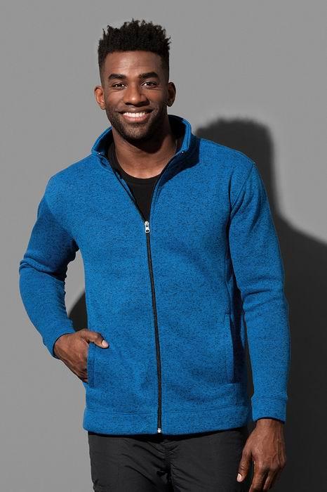 Pánská mikina Active Knit Fleece - zvìtšit obrázek